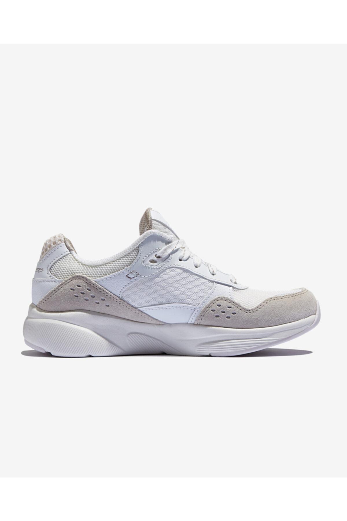 SKECHERS MERIDIAN-CHARTED Kadın Beyaz Spor Ayakkabı 2