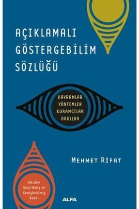 Alfa Yayınları Açıklamalı Göstergebilim Sözlüğü