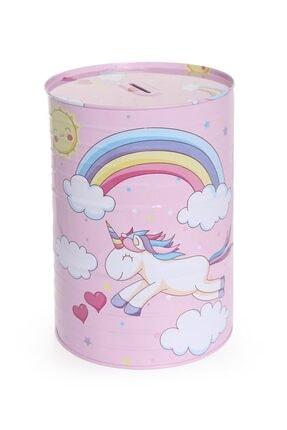 VUKİ Mega Boy Unicorn Teneke Kumbara