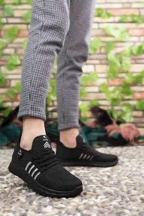Riccon Siyah Siyah Unisex Sneaker 0012086