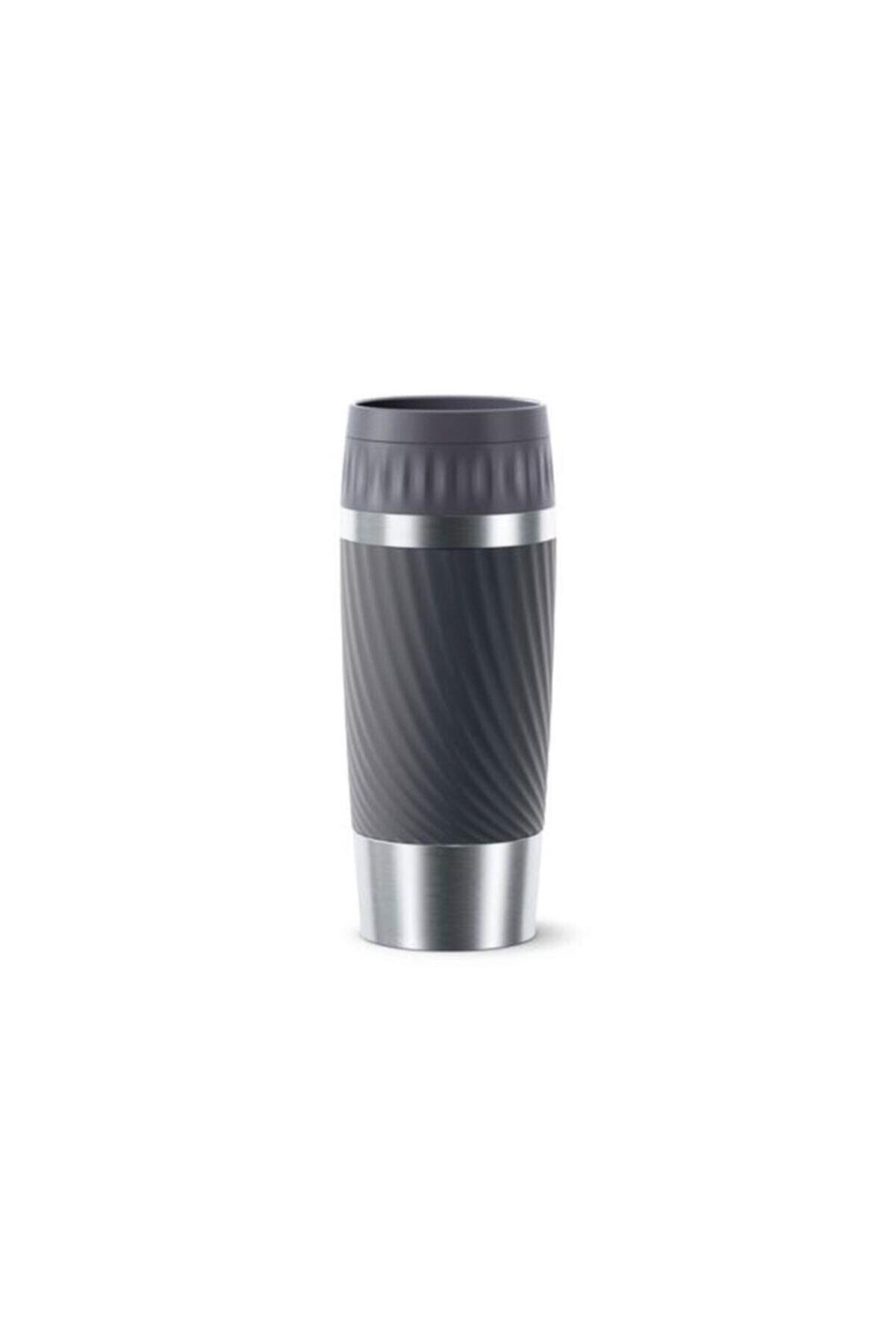 TEFAL Travel Mug Easy Twist Gri 0.36l 1