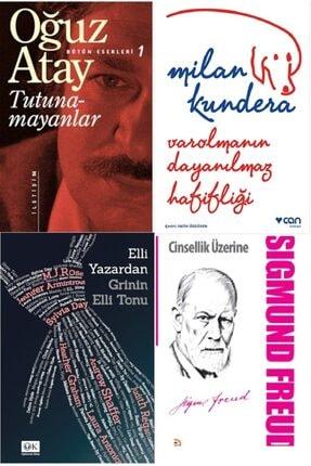 Optimum Kitap Tutunamayanlar, Varolmanın Dayanılmaz Hafifliği, Elli Yazar Grinin Elli Tonu, Cinsellik Üzerine
