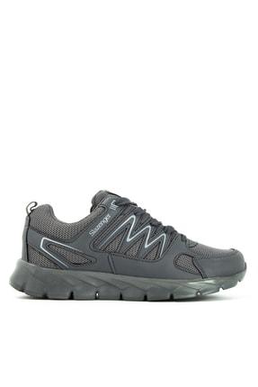 Slazenger Krom Sneaker Unisex Ayakkabı K.gri Sa11re240