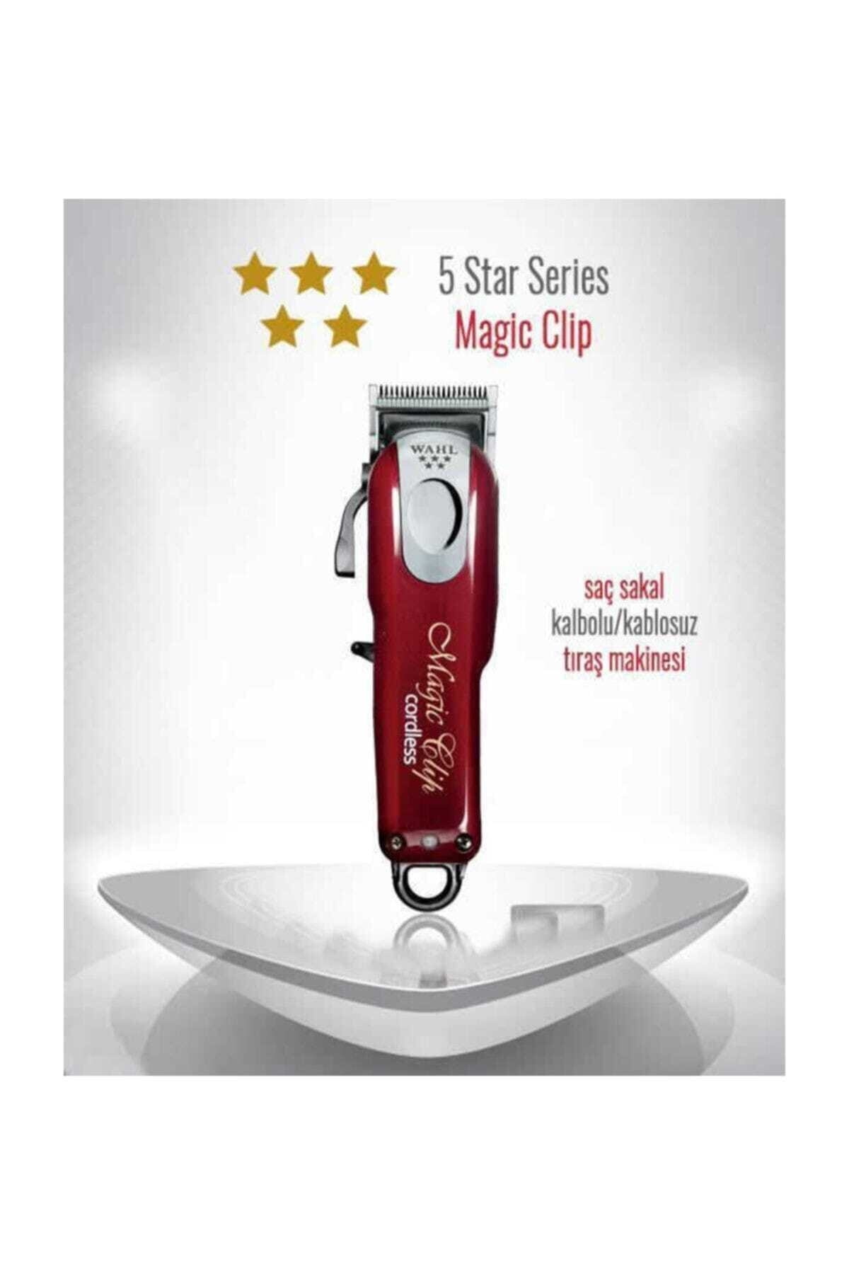 Wahl 8148 Magic Clip Saç Kesme Makinesi 2