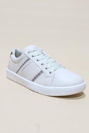 lumberjack Sneakers Ayakkabı - Bej - 36