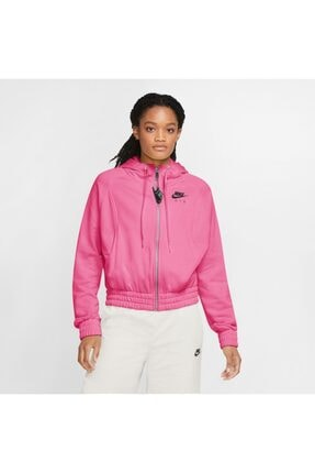 Nike Sportswear Air Kadın Pembe Sweatshirt Cu5442-684