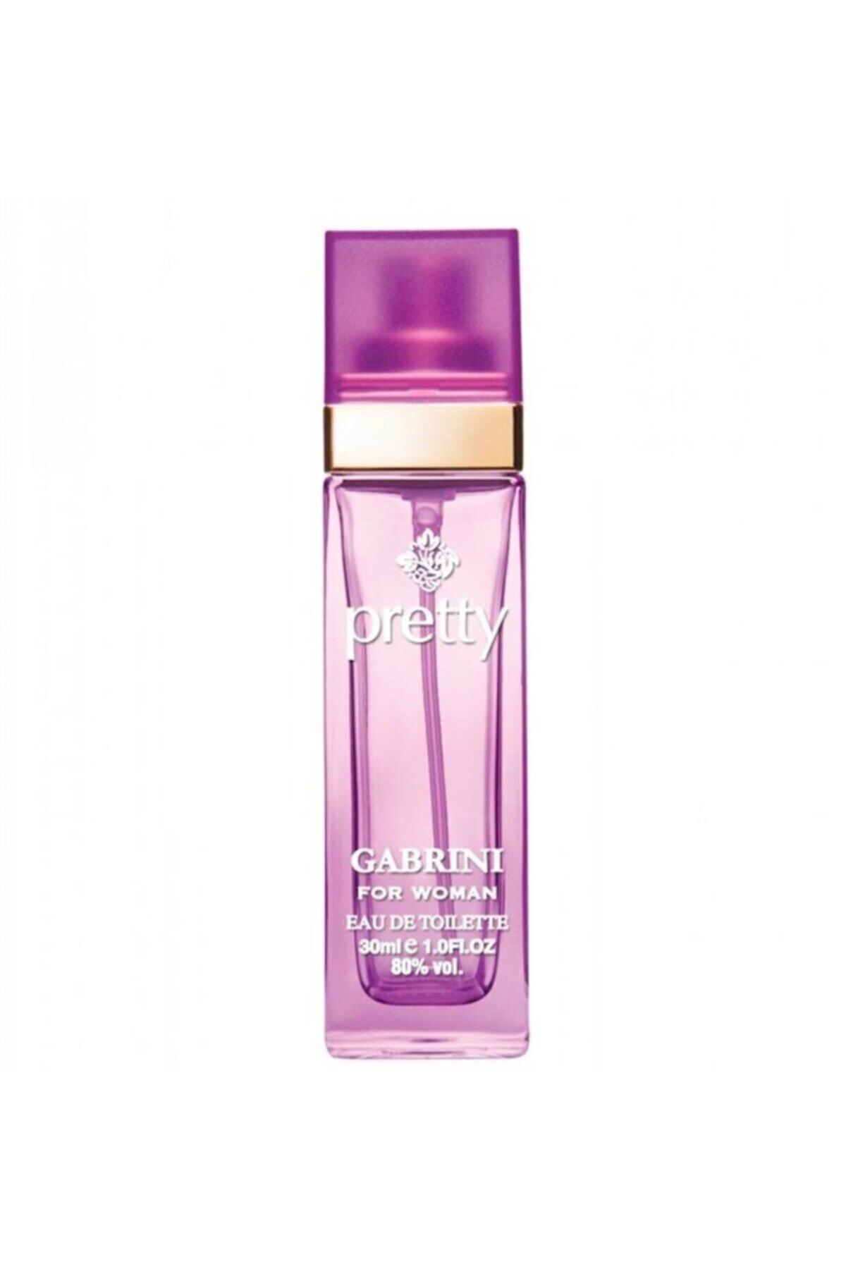Gabrini Pretty Kadın Parfümü Edt 30 ml No:3 8696814064530 1