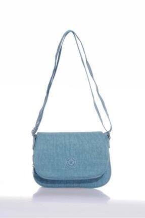 SMART BAGS Kadın  Buz Mavi Omuz Çantası 3056
