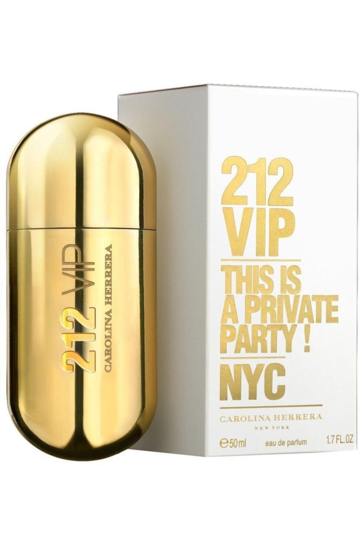 Carolina Herrera 212 Vıp Edp 50 ml Kadın Parfüm  8411061711804 1