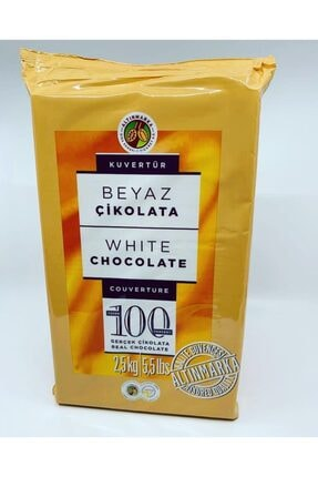 Altınmarka Kahve Dünyası Beyaz Kuvertur Çikolata 2,5kg