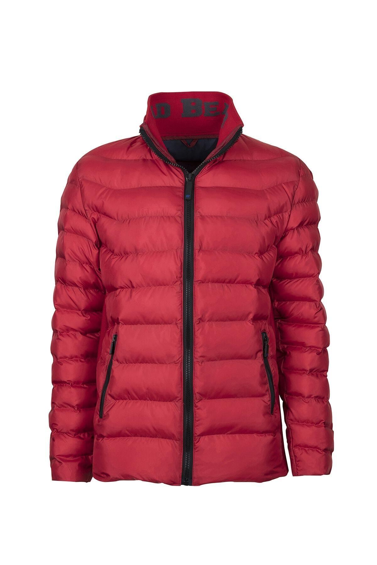 Bad Bear Erkek Kırmızı Mont 1