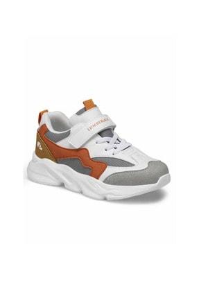 lumberjack RACE 1FX Beyaz Erkek Çocuk Koşu Ayakkabısı 100786358