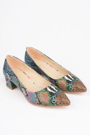 Marjin Apunte Kadın Klasik Topuklu Ayakkabımulti 1