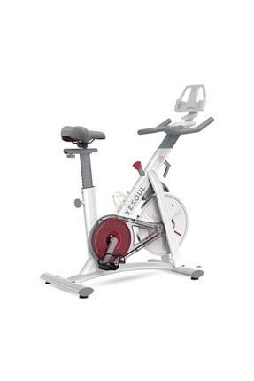Xiaomi Beyaz Smart Spin Bike Kondisyon Bisikleti  Yesoul S3