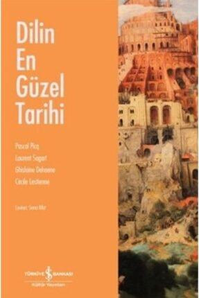 İş Bankası Kültür Yayınları Dilin En Güzel Tarihi