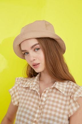 TRENDYOLMİLLA Taş Bucket Şapka TWOSS21SP0003