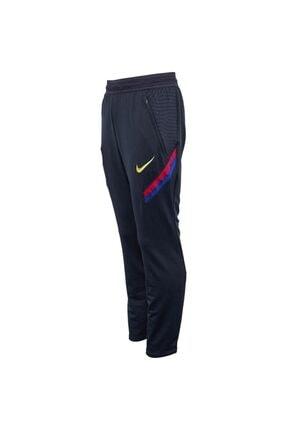 Nike Erkek Çocuk Lacivert F.c. Barcelona Eşofman Altı  128 137 cm