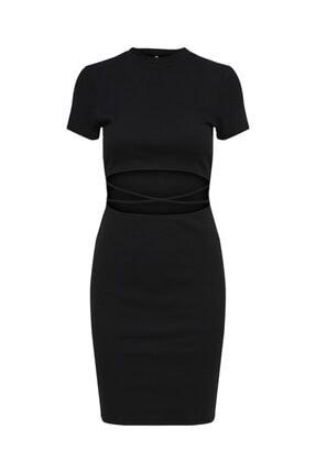 Only Onlnessa Lıfe S/s Cut-out Box Dress 15228525