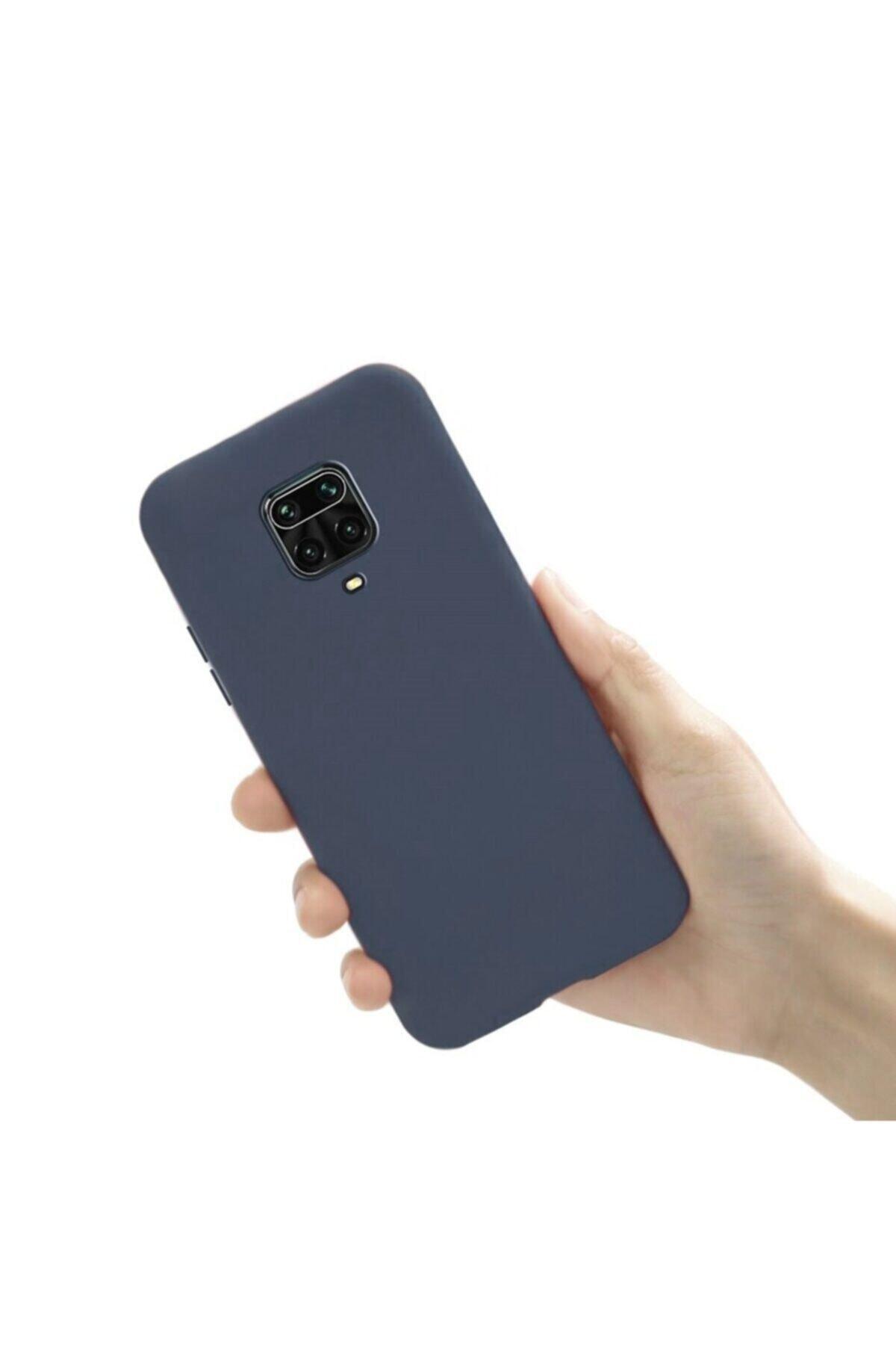 Teknoçeri Xiaomi Redmi Note 9s / Note 9 Pro Içi Kadife Lansman Silikon Kılıf 2