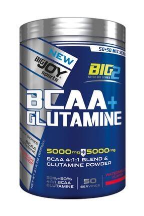 Big Joy Big2 Bcaa Powder + Glutamin Powder 600 gr 50 Servis