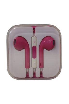 zore Stereo Handsfree Kırmızı Kulaklık