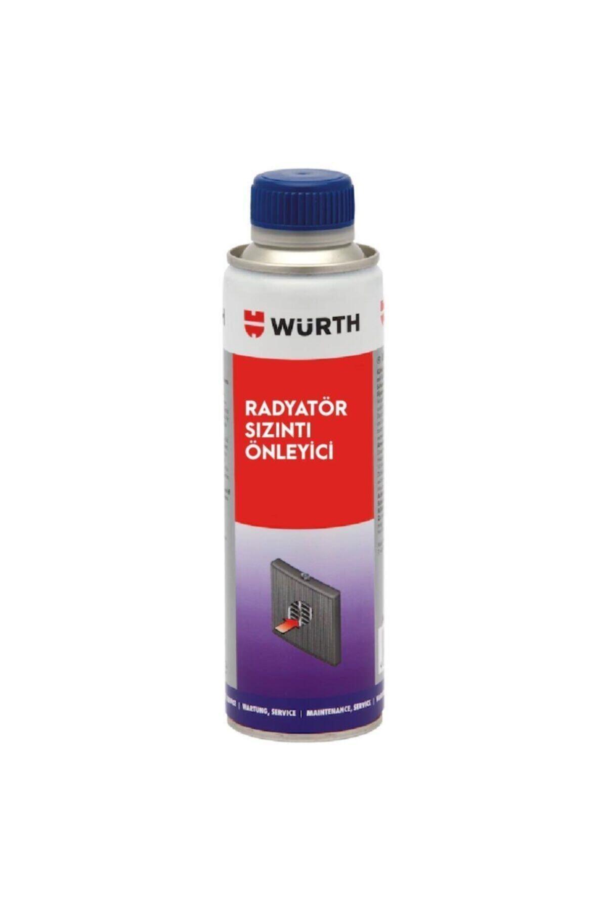 Würth Radyatör Sızıntı Önleyici Tıkayıcı 300 ml 1