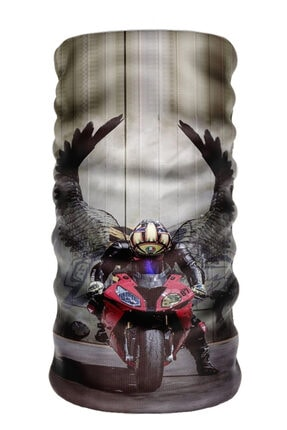 e-Taktik ® DeBuff Collar Motocycle Boyunluk Bandana