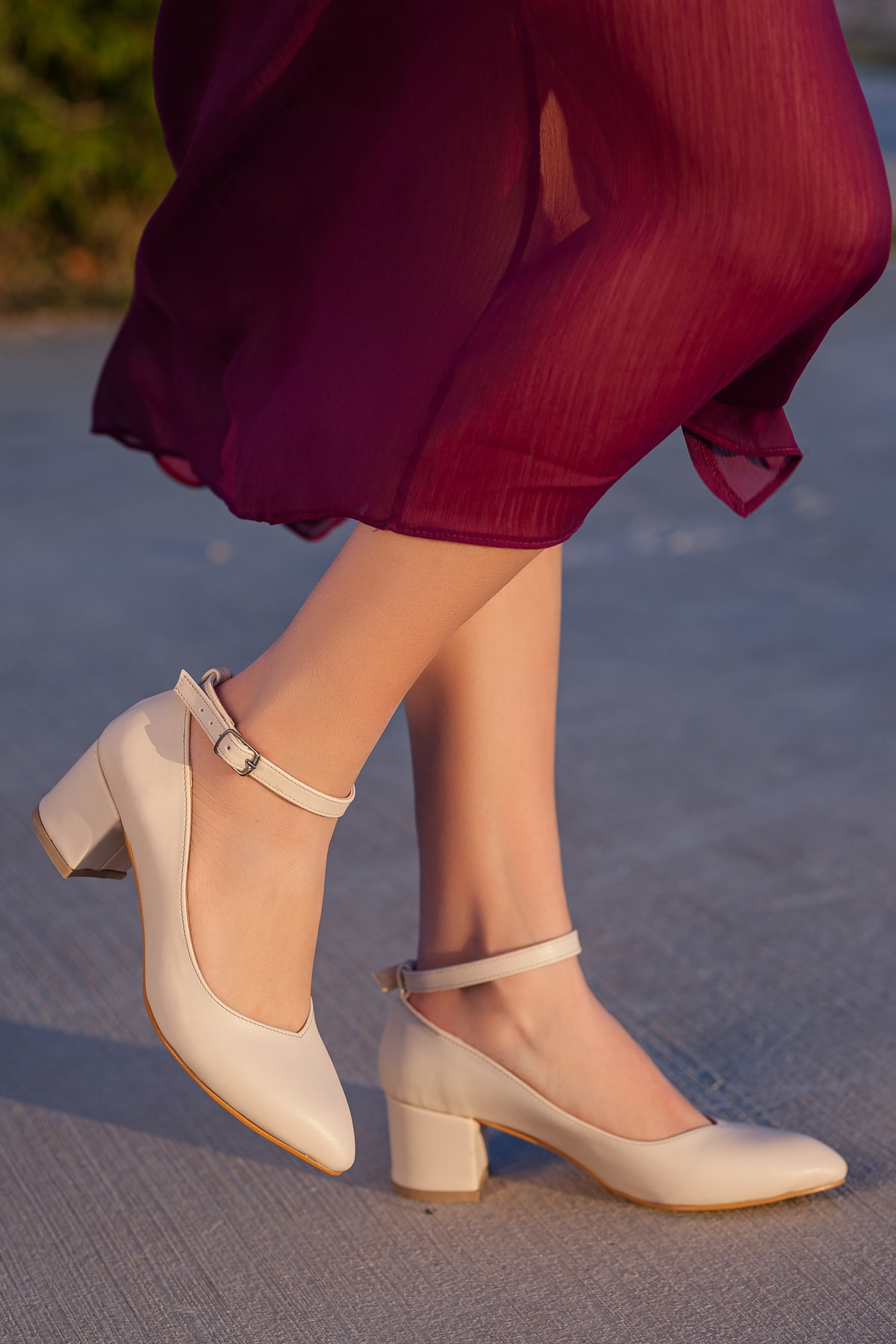 Daxtors Vizon Kadın Ayakkabı DXTRSWMNDŞK715 1