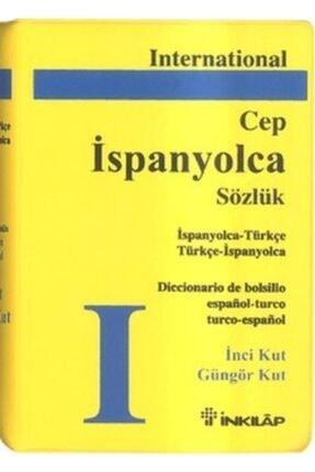 İnkılap Kitabevi Ispanyolca Cep Sözlük (ispanyolca-türkçe & Türkçe-ispanyolca)