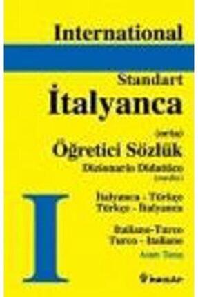 İnkılap Kitabevi Italyanca - Türkçe / Türkçe - Italyanca Standart Sözlük (orta)