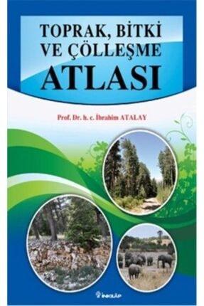 İnkılap Kitabevi Toprak, Bitki Ve Çölleşme Atlası