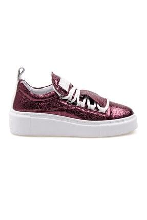 Pegia Kadın Hakiki Deri Sneaker La1711