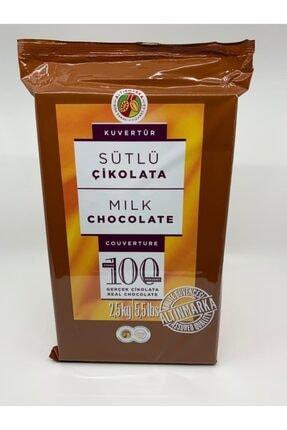 Altınmarka Sütlü Kuvertur Çikolata 2,5 Kg