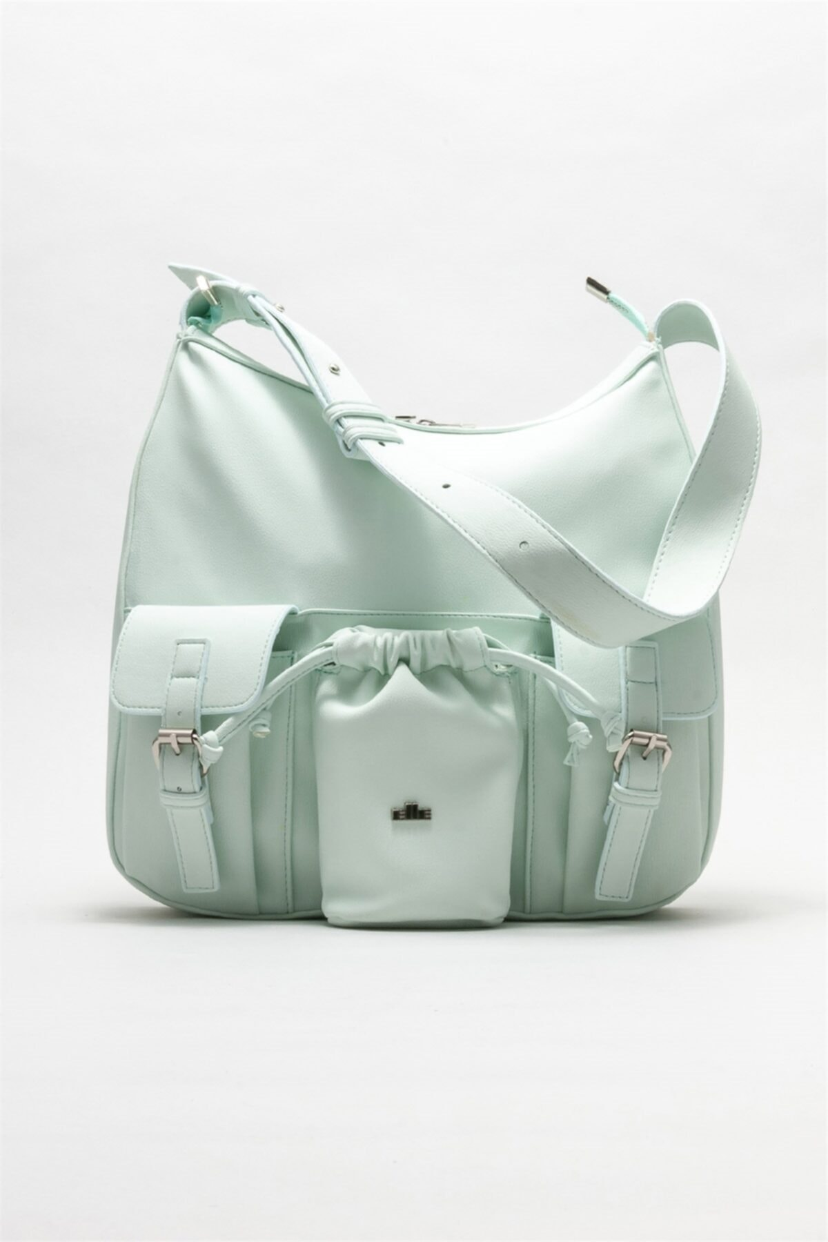 Elle Shoes Yeşil Kadın Omuz Çantası 1