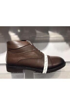Pierre Cardin Erkek Kahverengi Bot Ayakkabı