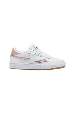 Reebok Kadın Beyaz Günlük Spor Ayakkabı Club C 85