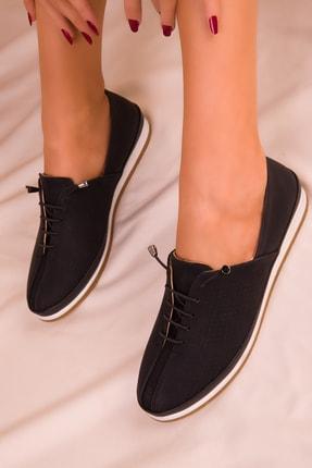 SOHO Siyah Kadın Casual Ayakkabı 16017