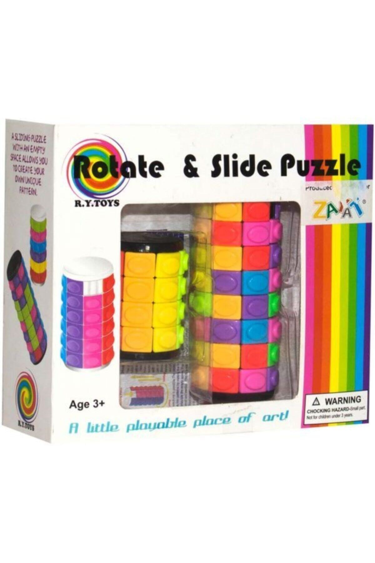 ROTATE &slide Puzzle 1