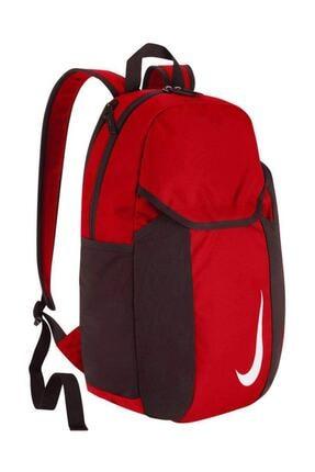 Nike Unisex Kırmızı Sırt Çantası Ba5501-657 Acdmy Team Bkpk