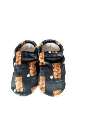 Kokopatik Bebek Patiği Yumak Teddy Bear Model Kaydırmaz