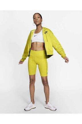 Nike Kadın Sarı Hırka Cj3041-731