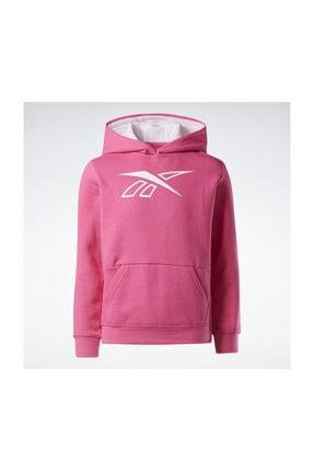 Reebok Kadın  Yetişkin Sweatshirt BIG INTL REEBOK OUT SHOCKING PINK EW8395