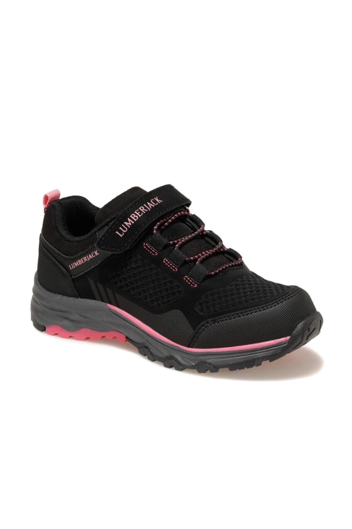 lumberjack BLANKA Siyah Kız Çocuk Yürüyüş Ayakkabısı 100554235 1