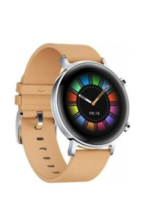 Huawei Watch Gt2 42mm Classic Akıllı Saat - Haki ( Türkiye Garantili) Hw-wtchgt2