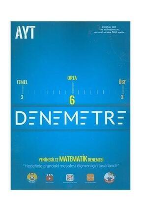 Tonguç Akademi Ayt Matematik Yeni Nesil 12 Denemetre
