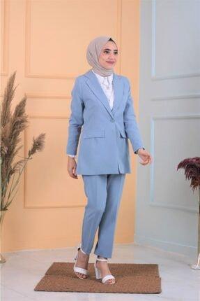 ucuzaverme Slim Fit Takım Elbise