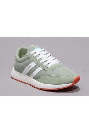 Jump Unisex Su Yeşili Sneakers Ayakkabı 26231