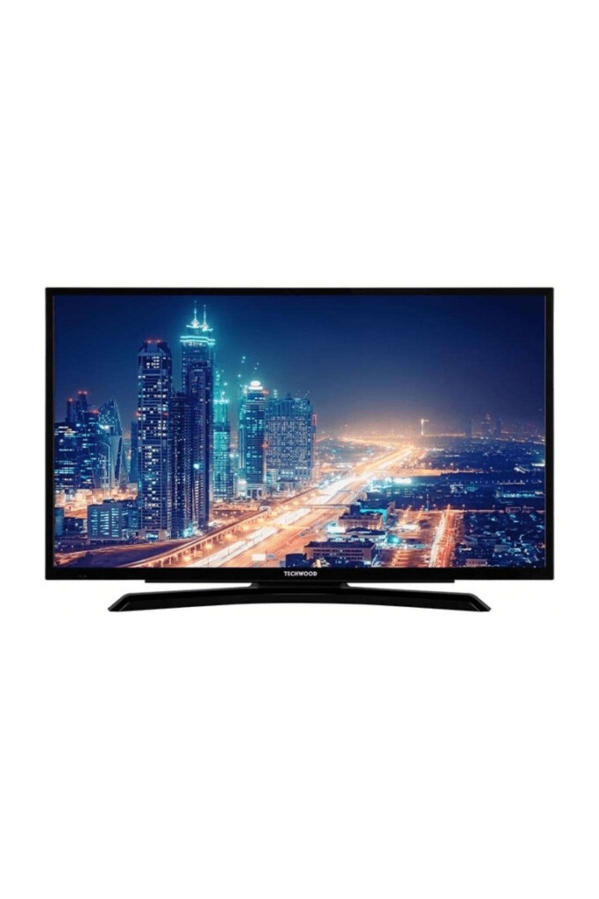 "Techwood 39TEC600 39"" 99 Ekran Uydu Alıcılı HD Ready LED TV"