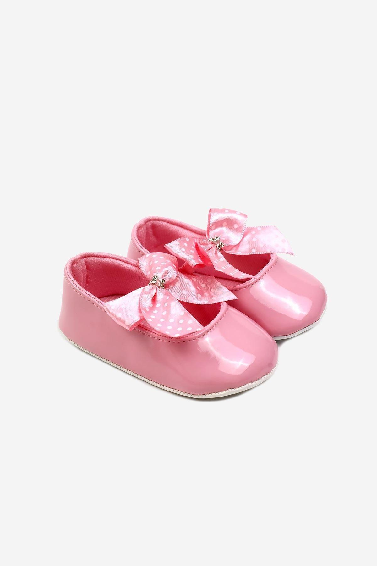 Funny Baby Lastikli Rugan Bebek Ayakkabısı 1