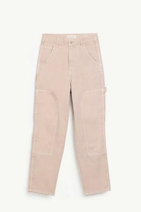 Yargıcı Panel Detaylı Pantolon
